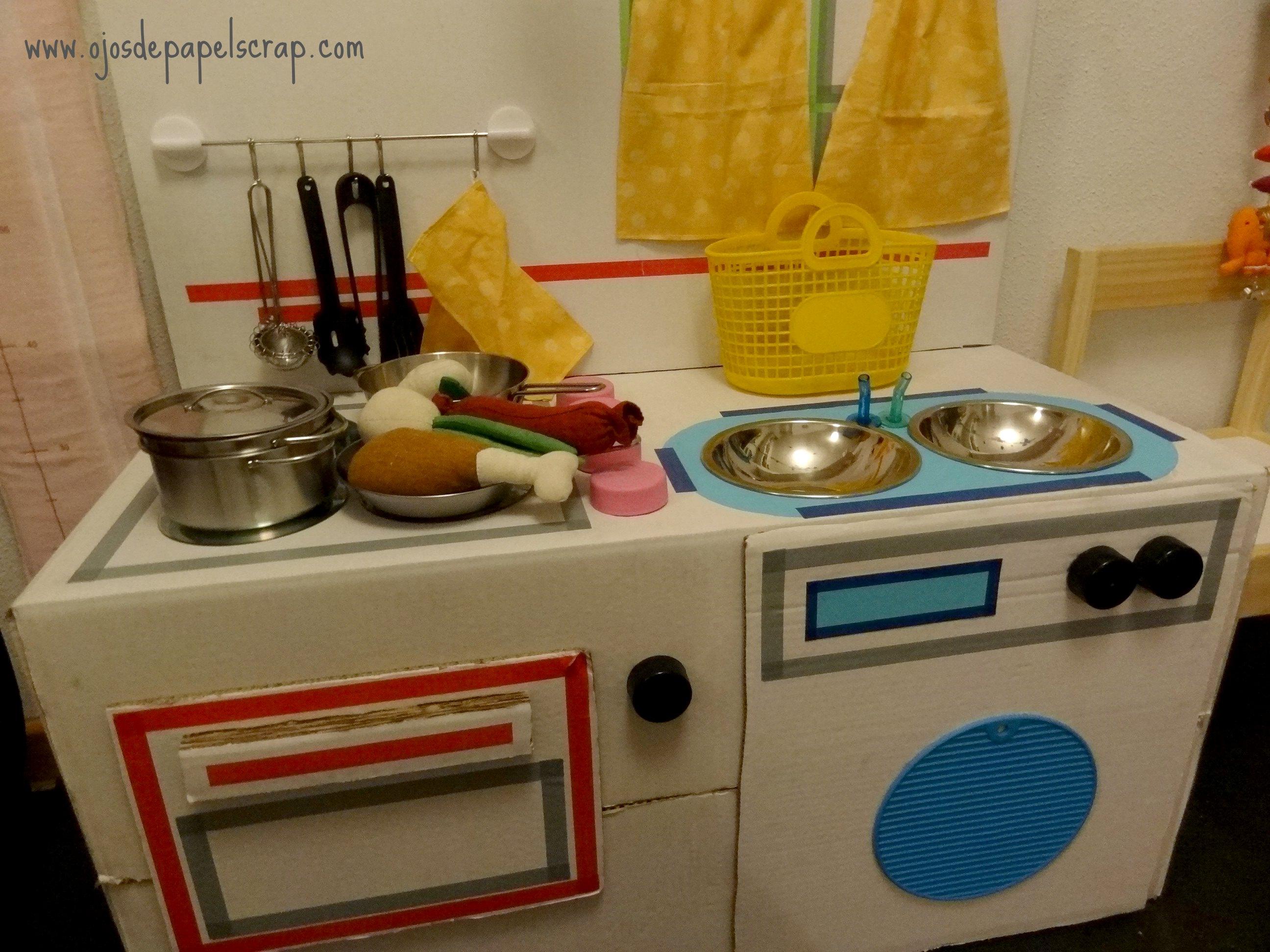 Mi taller de cocina for Taller de cocina teruel