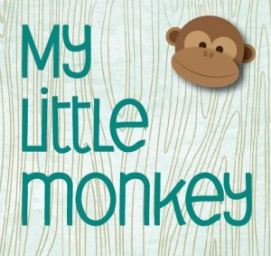 Logo My Little Monkey
