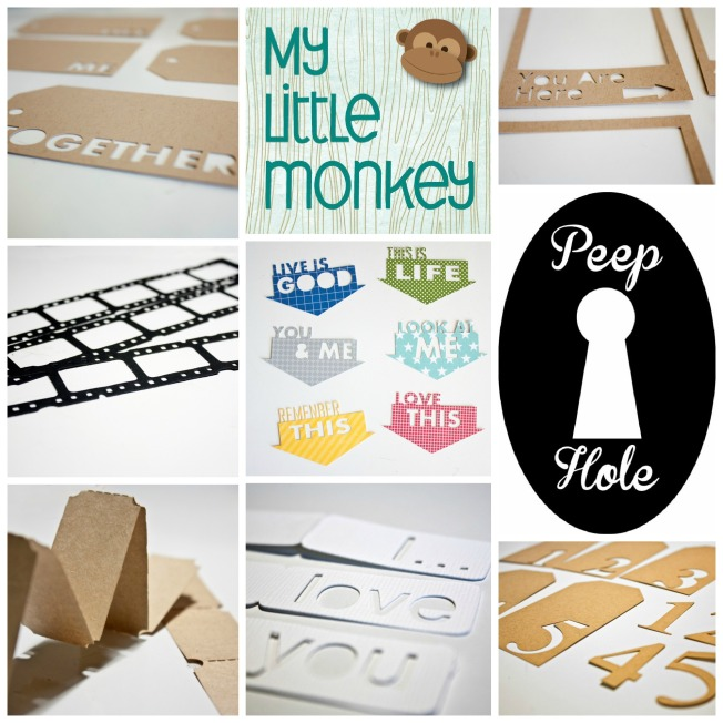 PRODUCTOS MY LITLLE MONKEY PEEP HOLE